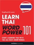 Learn Thai - Word Power 101 book summary, reviews and downlod