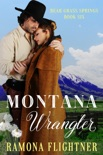Montana Wrangler book summary, reviews and downlod