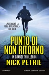 Punto di non ritorno book summary, reviews and downlod