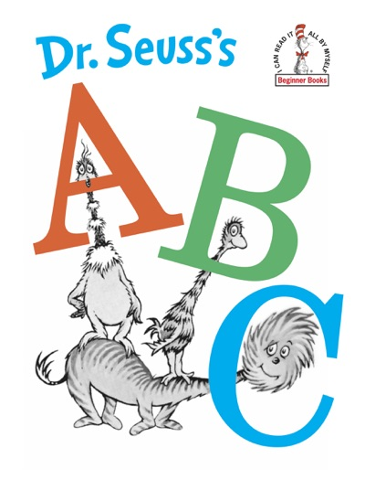 Dr. Seuss's ABC by Dr. Seuss Book Summary, Reviews and E-Book Download