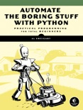 Automate the Boring Stuff with Python book summary, reviews and download