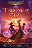 The Throne of Fire (The Kane Chronicles, Book 2) book summary, reviews and download