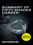 Summary of Fifty Shades Darker by EL James book summary, reviews and downlod