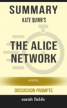 Summary: Kate Quinn's The Alice Network book summary, reviews and downlod