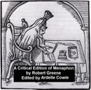 A Critical Edition of Menaphon book summary, reviews and downlod