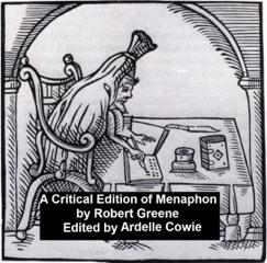 A Critical Edition of Menaphon E-Book Download