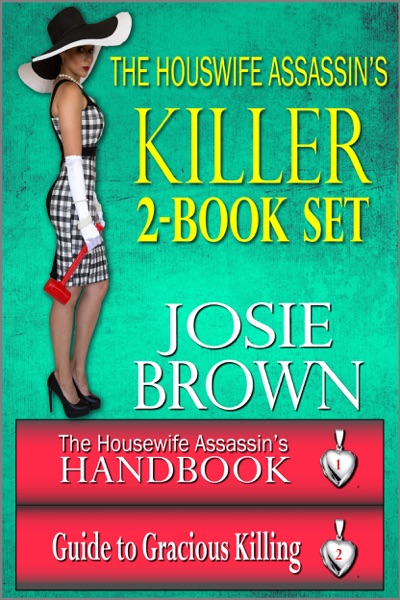 The Housewife Assassin's Killer 2-Book Set by Josie Brown Book Summary, Reviews and E-Book Download
