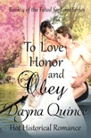 To Love, Honor, and Obey book summary, reviews and downlod