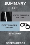 Summary of Fifty Shades of Grey and Fifty Shades Freed book summary, reviews and downlod