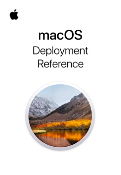 macOS Deployment Reference E-Book Download