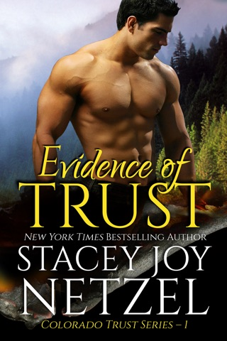 Evidence of Trust by Stacey Joy Netzel book summary, reviews and downlod