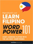 Learn Filipino - Word Power 101 book summary, reviews and downlod