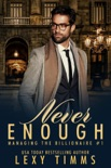 Never Enough book summary, reviews and downlod