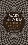 Donne e potere book summary, reviews and downlod