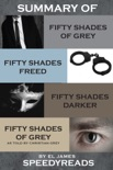 Summary of Fifty Shades of Grey and Fifty Shades Freed and Fifty Shades Darker and Grey: Fifty Shades of Grey as Told by Christian book summary, reviews and downlod