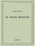 Le Grand Meaulnes book summary, reviews and download