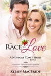 The Race to Love: A Christmas Christian Romance book summary, reviews and download
