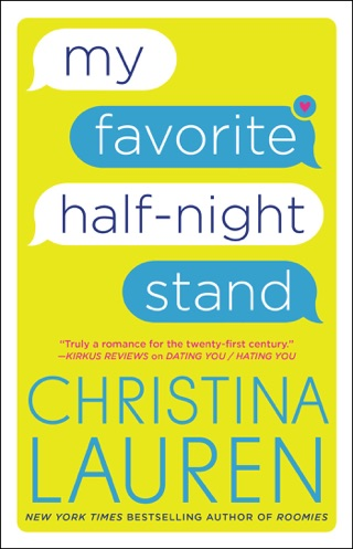 My Favorite Half-Night Stand by Christina Lauren E-Book Download