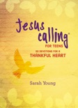 Jesus Calling: 50 Devotions for a Thankful Heart book summary, reviews and downlod