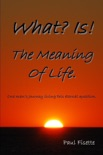 What Is! the Meaning of Life. book summary, reviews and download