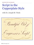 Script in the Copperplate Style book summary, reviews and download