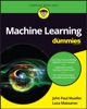Machine Learning for Dummies book image