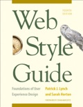Web Style Guide, 4th Edition book summary, reviews and download