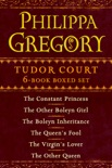 Philippa Gregory's Tudor Court 6-Book Boxed Set book summary, reviews and downlod