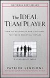 The Ideal Team Player book summary, reviews and download