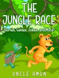The Jungle Race: Stories, Games, Jokes, and More! book summary, reviews and downlod