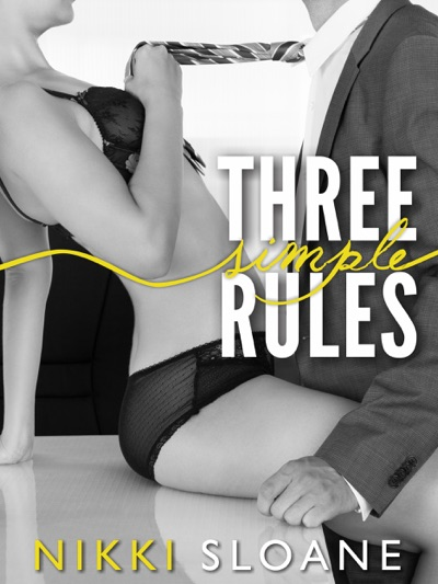 Three Simple Rules by Nikki Sloane Book Summary, Reviews and E-Book Download
