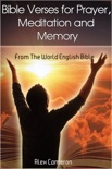 Bible Verses for Prayer, Meditation and Memory book summary, reviews and download