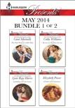 Harlequin Presents May 2014 - Bundle 1 of 2 book summary, reviews and downlod