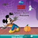 Mickey's Spooky Night Read-Along Storybook book summary, reviews and downlod