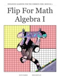 Flip for Math: Algebra I book summary, reviews and download
