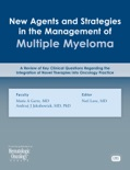 New Agents and Strategies in the Management of Multiple Myeloma: 2014 book summary, reviews and download
