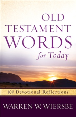 Old Testament Words for Today E-Book Download
