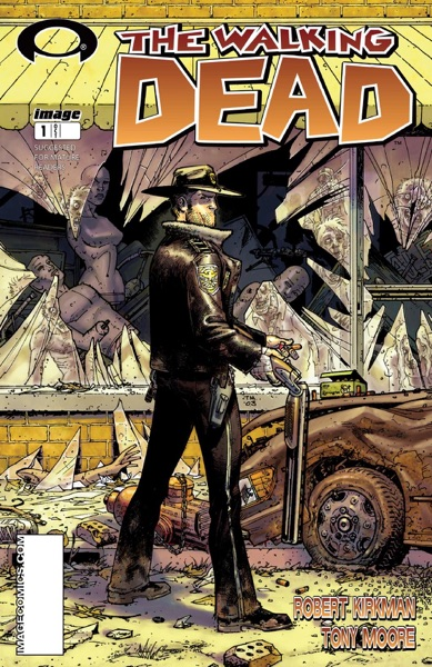 The Walking Dead #1 by Robert Kirkman & Tony Moore Book Summary, Reviews and E-Book Download