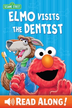 Elmo Visits the Dentist (Sesame Street) E-Book Download