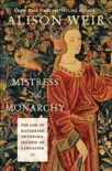 Mistress of the Monarchy book summary, reviews and downlod