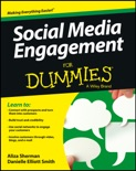 Social Media Engagement For Dummies book summary, reviews and download