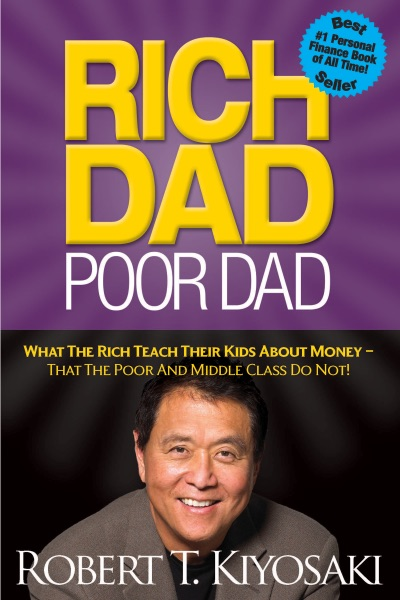 Rich Dad Poor Dad by Robert T. Kiyosaki Book Summary, Reviews and E-Book Download