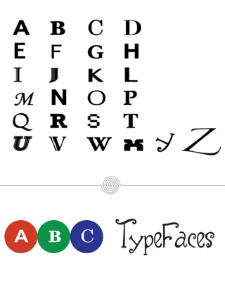 ABC Type Faces by Marion MacDonald book summary, reviews and downlod