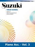 Suzuki Violin School - Volume 3 book summary, reviews and download