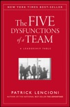 The Five Dysfunctions of a Team book summary, reviews and download
