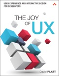 The Joy of UX book summary, reviews and download