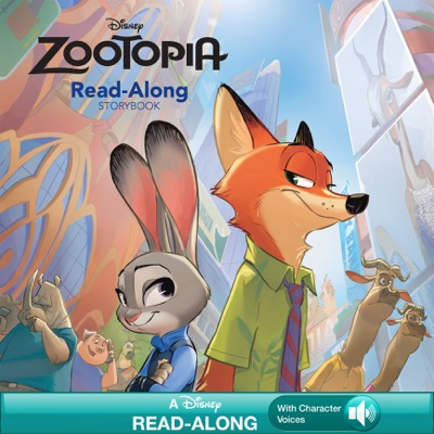 Zootopia Read-Along Storybook by Disney Books Book Summary, Reviews and E-Book Download