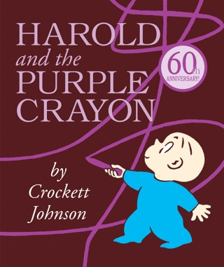 Harold and the Purple Crayon by HARPERCOLLINS PUBLISHERS   book summary, reviews and downlod