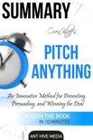 Oren Klaff's Pitch Anything: An Innovative Method for Presenting, Persuading, and Winning the Deal Summary book summary, reviews and downlod