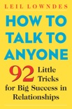 How to Talk to Anyone book summary, reviews and download